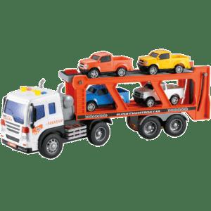 Νταλίκα Με Φορτηγάκια Με Ήχους Και Φώτα (WY572A)