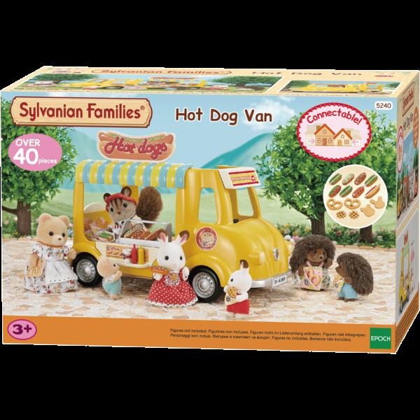 Epoch Sylvanian Families: Καντίνα Hot Dog (5240)