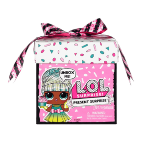 Giochi Preziosi L.O.L. Surprise! Κούκλα Present (570677E7C)