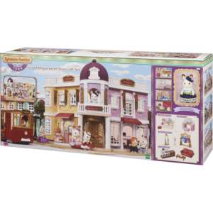 Epoch Sylvanian Families: Town Series - Μεγάλο Πολυκατάστημα Σετ Δώρου (6022)