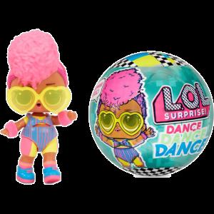 Giochi Preziosi L.O.L. Surprise! Dance Κουκλίτσες (LLUH5000)