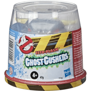 Hasbro Ghostbusters Ecto-Plasm Ghost Gushers Squeezable with Ecto-Plasm & Mystery Figures (E9546)